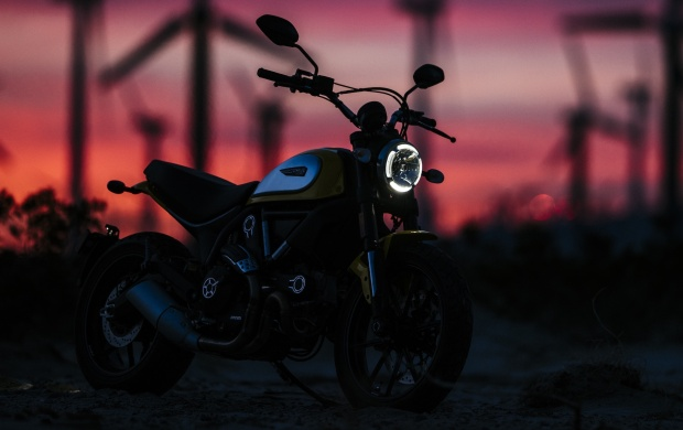 Ducati Scrambler Palm Spring (click to view)