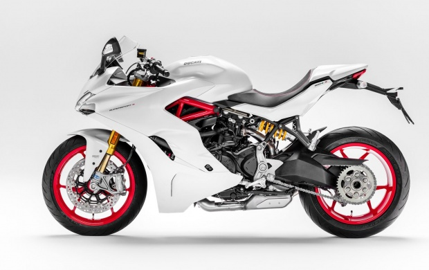Ducati SuperSport S 2017 (click to view)