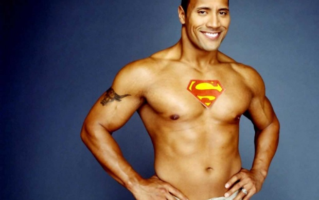 Dwayne Johnson The Rock (click to view)