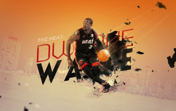 Dwyane Tyrone Wade (click to view)