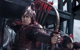 Eddie Peng In The Great Wall 2016