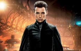 Eddie Redmayne In Jupiter Ascending Movie