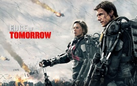 Edge Of Tomorrow 2014 Stills