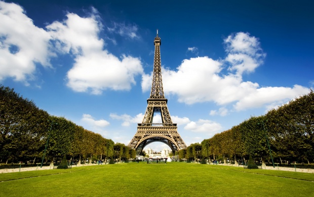 Eiffel Tower in France (click to view)