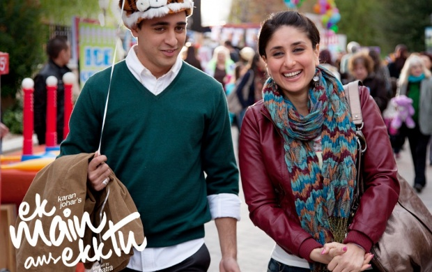 Ek Main Aur Ek Tu Imran Khan Kareena Kapoor Stills (click to view)