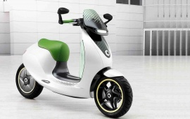 Electric Smart Escooter 2014