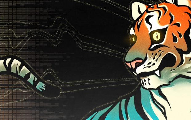 Electric Tiger (click to view)