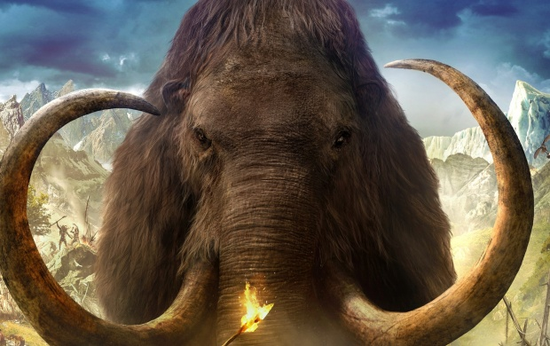 Elephant Far Cry Primal (click to view)