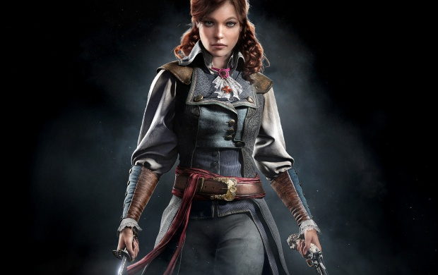 Elise Assassin's Creed Unity (click to view)