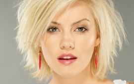 Elisha Cuthbert Close Up