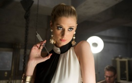 Elizabeth Debicki The Man From UNCLE 2015