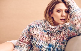 Elizabeth Olsen The Sunday Times Style 2016