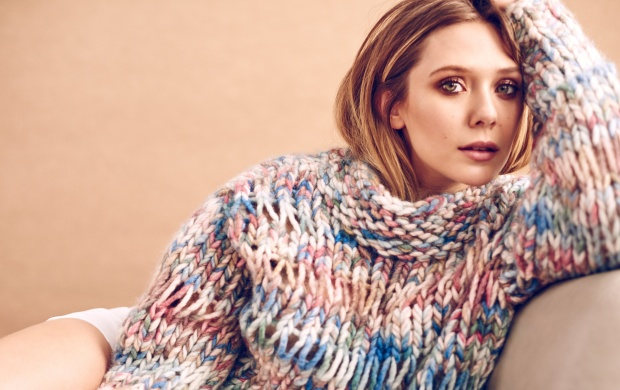 Elizabeth Olsen The Sunday Times Style 2016 (click to view)