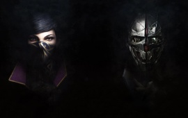 Emily & Corvo Dishonored 2