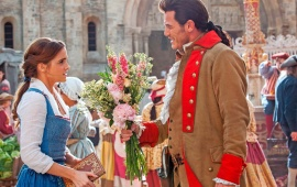 Emma And Luke As Belle And Gaston