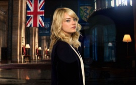 Emma Stone In The Amazing Spider-Man 2 2014