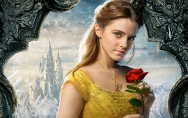Emma Watson As Bella In BTB