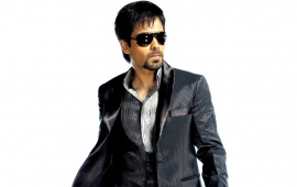 Emraan Hashmi In Black Goggles