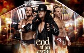 End Of An Era Triple H Vs Undertaker