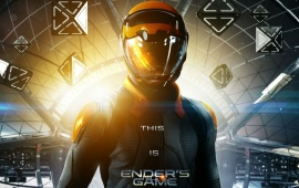 Enders Game New Poster 2013