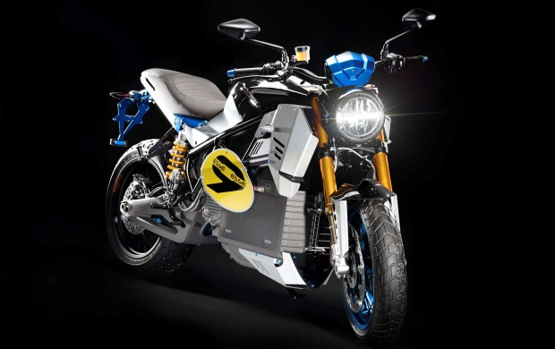 Energica Esse Esse 9 Concept (click to view)