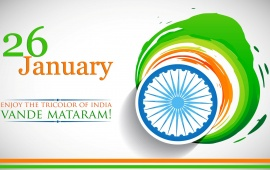 Enjoy The Tricolor Of India