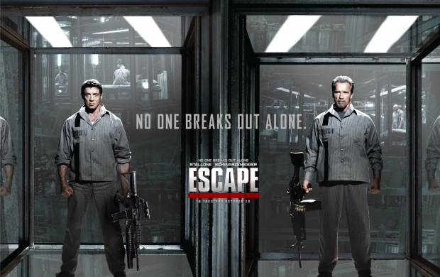 Escape Plan Movie Still (click to view)