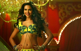 Esha Gupta Humshakal Movie