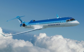 Estonian Air CRJ 900