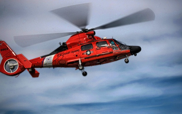 Eurocopter AS365 Dauphin (click to view)