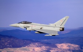 Eurofighter Typhoon Multipurpose Fighter