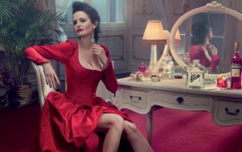 Eva Green Campari