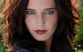 Eva Green  Close Up