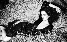 Eva Green Glamour IT 2016