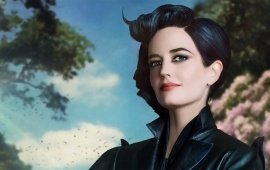 Eva Green Miss Peregrines Home For Peculiar Children