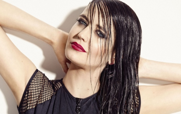 Eva Green Red Lips (click to view)
