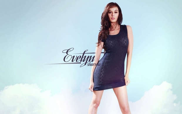 Evelyn Sharma Standing Pose (click to view)