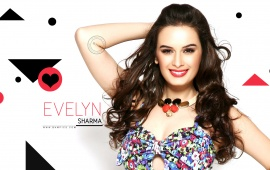 Evelyn Sharma Sweetest Smile