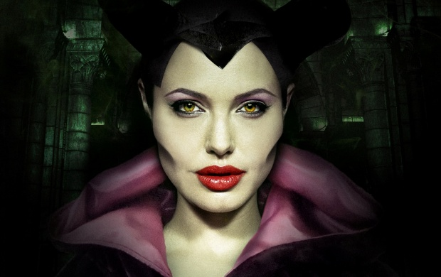 Evil Queen Maleficent 2014 (click to view)