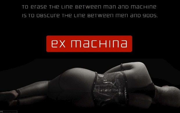 Ex Machina Poster (click to view)