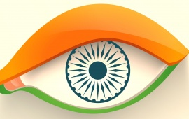 Eyes Republic Day