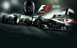 F1 2013 Video Game