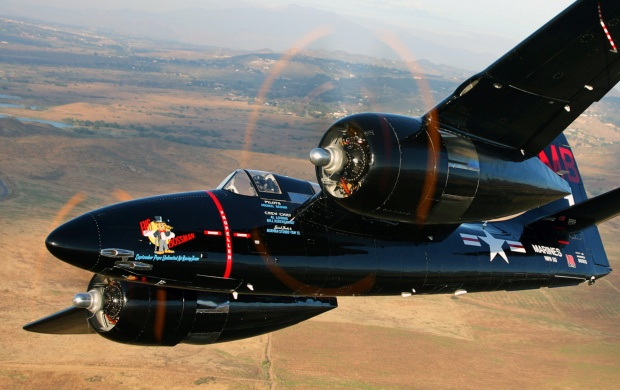 F7F Tigercat (click to view)