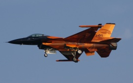 F-16 Solo Display Team