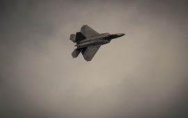 F-22 Raptor Lockheed Martin stealth fighter
