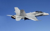 FA 18 Super Hornet Fighter Bomber