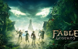 Fable Legends Art 2015