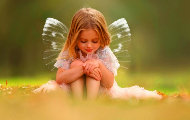 Fairy Wings Girl (click to view)