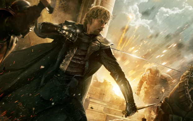 Fandral Thor 2 The Dark World (click to view)