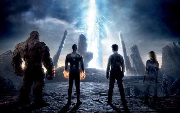 Fantastic Four 2015 (click to view)